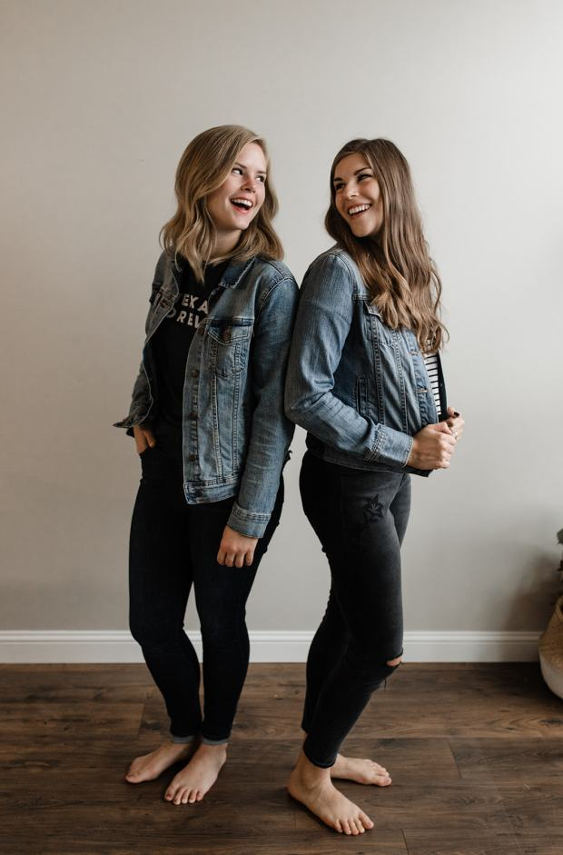 denim jackets | different ways to wear denim | to the moon lifestyle blog