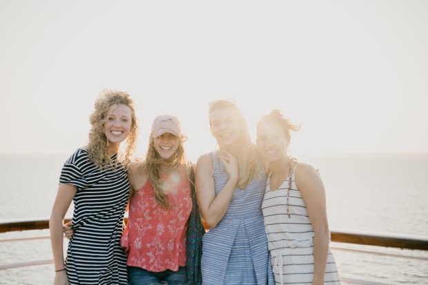 tips for going on a cruise   to the moon lifestyle blog